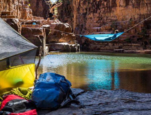 Guía de material de camping para principiantes