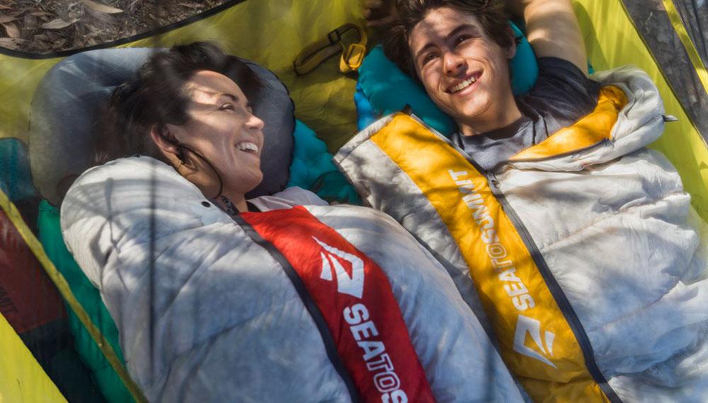 Post sobre cómo escoger el mejor saco de dormir | Sea to Summit