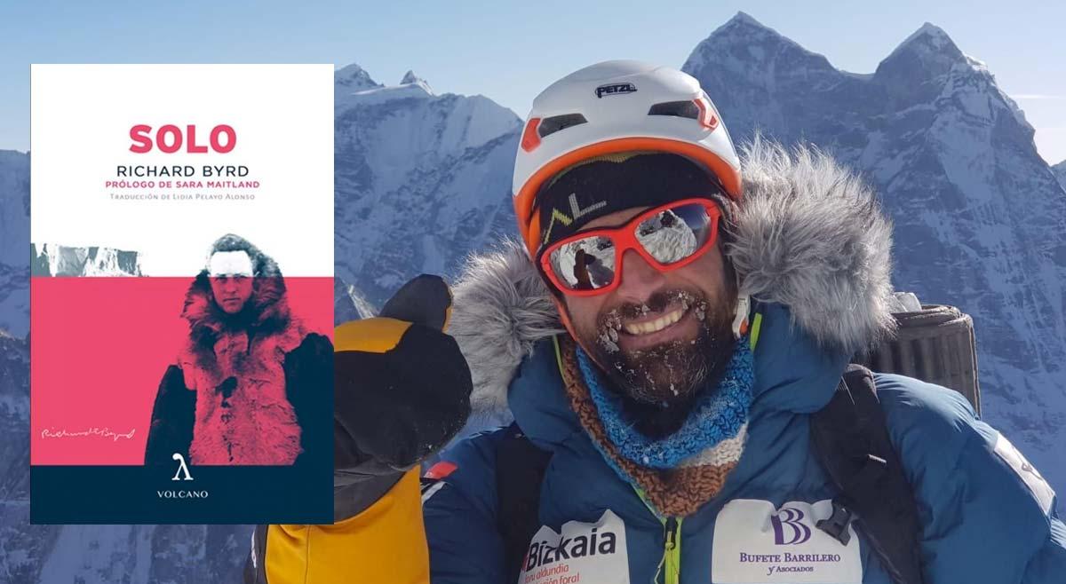 Libro de alpinismo recomendado por Alex Txikon I Sea to Summit Blog