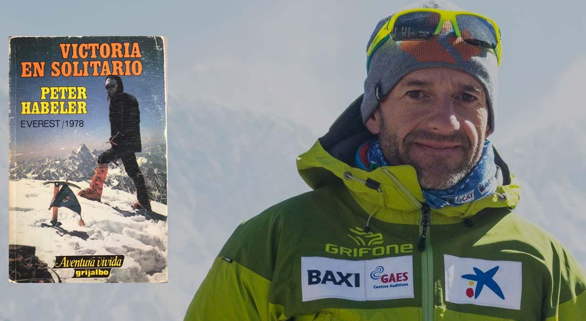 Libro de montañismo recomendado por Ferran Latorre