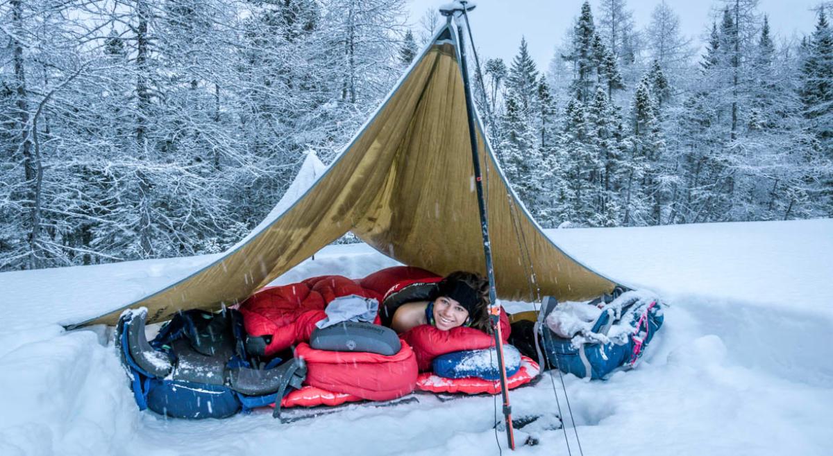 Sacos de dormir de invierno Sea to Summit
