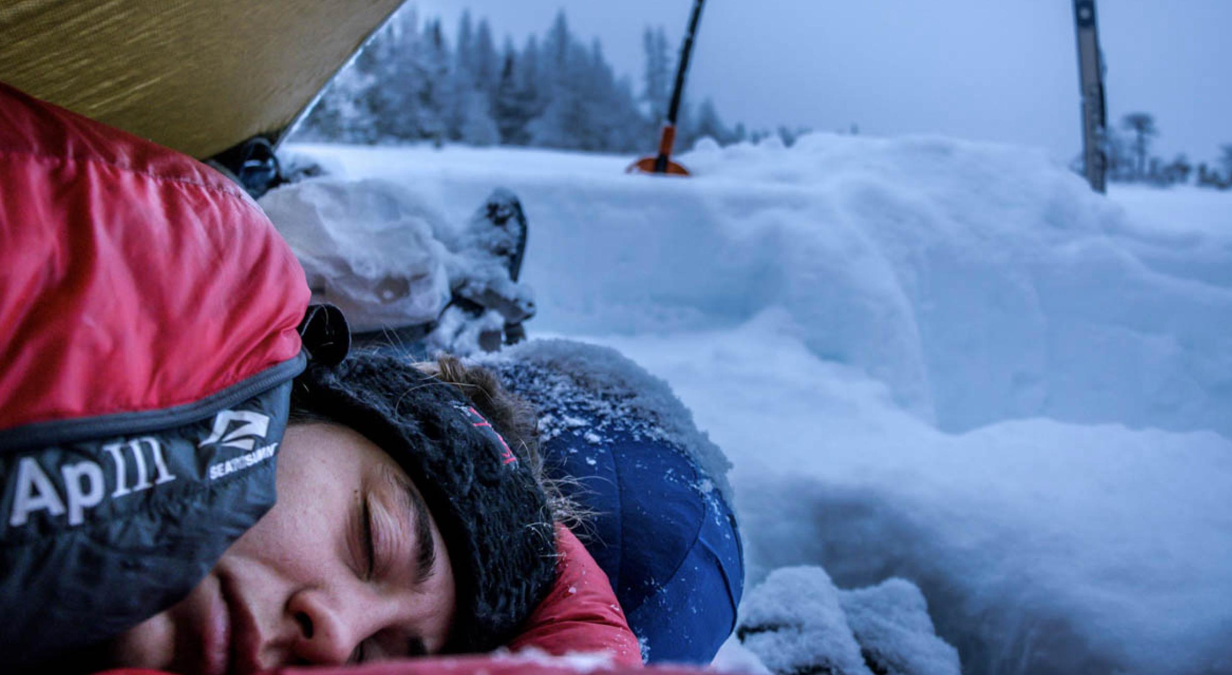 Acampar en invierno correctamente | Sea to Summit