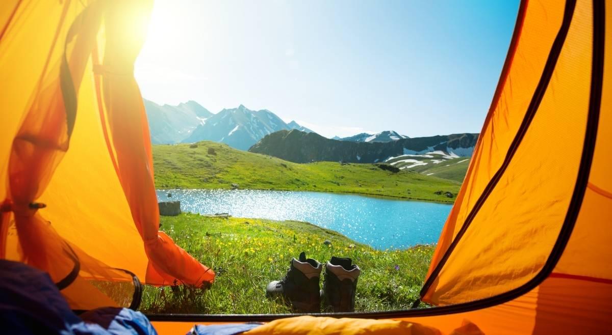 Acampar en verano - Sea to Summit
