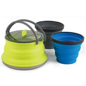 Set de tetera y tazas camping Sea to Summit: X-Set 11