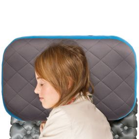 Almohada hinchable Sea to Summit Aeros Premium Deluxe