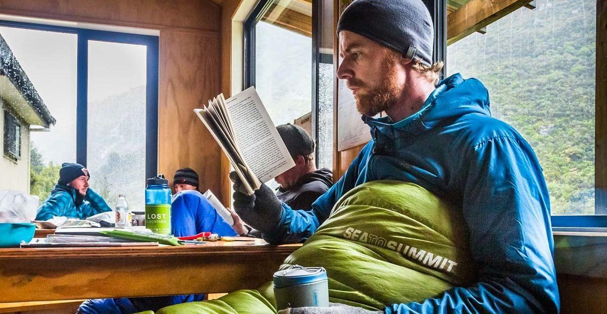 Libros de montaña y navegación Sea to Summit